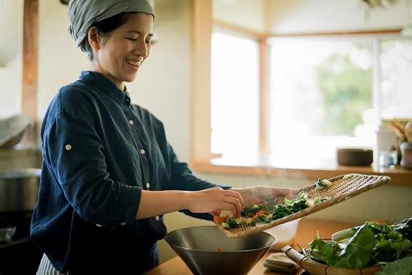 奥津典子の冬の体質改善クラス|吉祥寺|料理教室|オーガニックベース